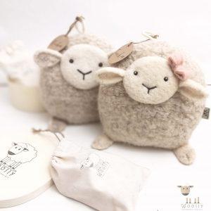 Alvássegítő bárányok