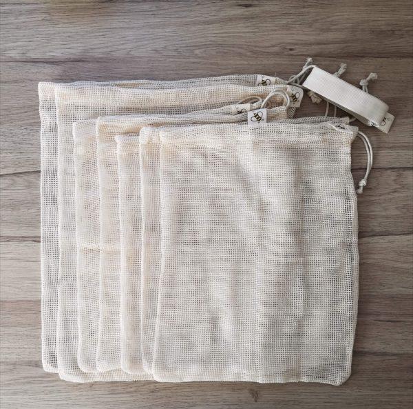 QueenBee hálós zsák csomag