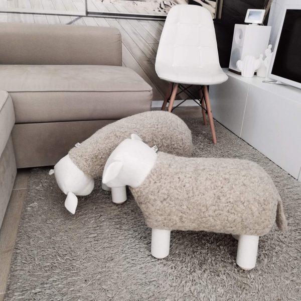 WoollyToys bárány lábtartó