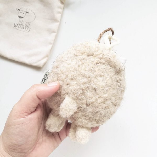 Pocket Woolly sópárna