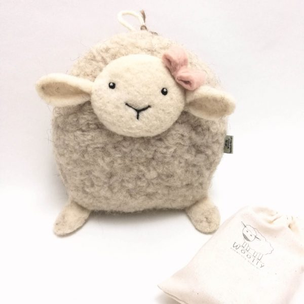 természetes alvássegítő bárány babáknak