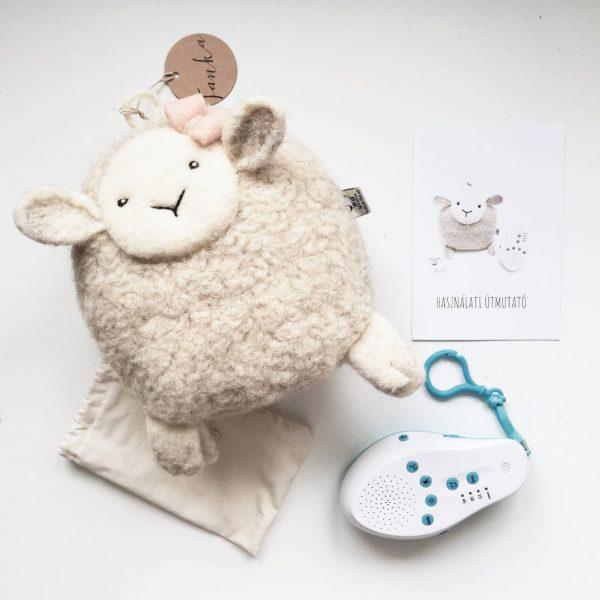 természetes baba alvássegítő fehér zaj