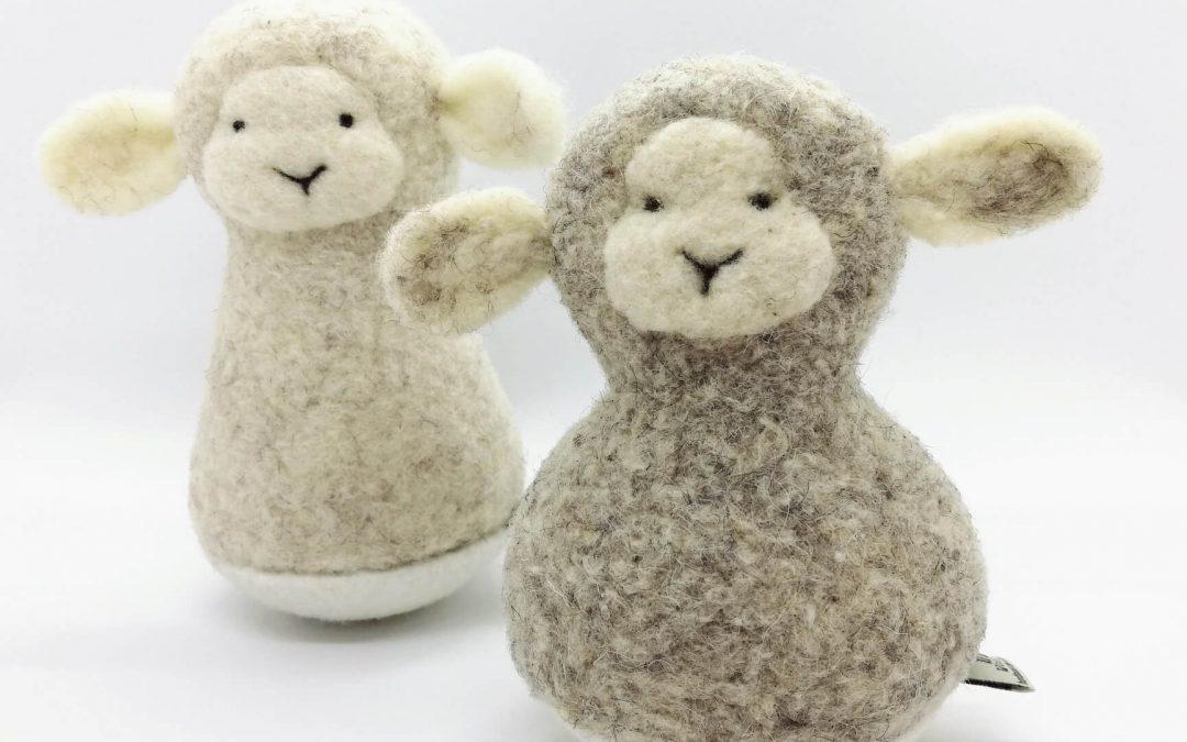 kelj fel Woolly fejlesztő játék bárány
