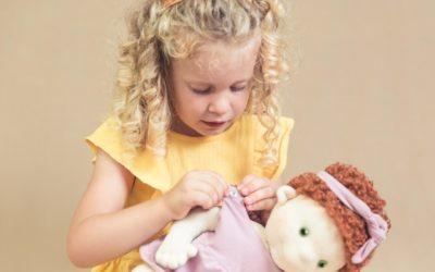 A játékbabák szerepe a lelki fejlődésben